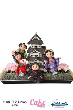 Japan | Community Post: Cake Masters Around The World In 40 Cakes