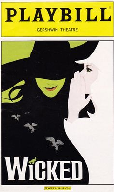 Wicked, Chicago (2006/07?) & Madison (2013)