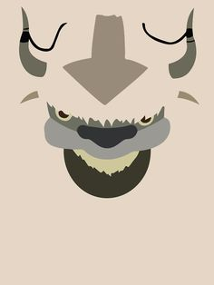 Quick design of Appa and Momo from the The Last Airbender Appa and Momo Avatar Aang, Suki Avatar, Team Avatar, Avatar Series, Avatar The Last Airbender Art, Pokemon, Cartoon Shows, Legend Of Korra, Easy Drawings