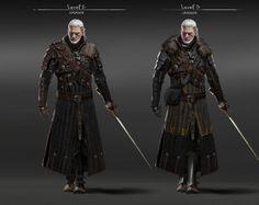 El arte de la Witcher 3 Wild Hunt