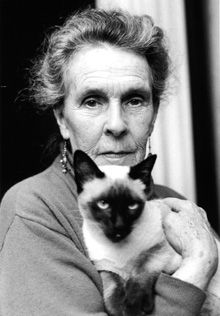 """People under seventy and over seven are very unreliable if they are not cats."" - Leonora Carrington, The Hearing Trumpet"