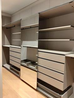 Linea Mixal Divider, Indoor, Room, Closet, Furniture, Design, Home Decor, Mirrors, Interior