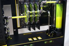 Richard Keirsgieter Liquid Cooling TJ11   awesome, not a fan of the colors but thats ok