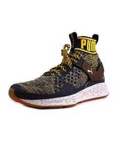 PUMA Puma Ignite Evoknit Bhm Canvas Fashion Sneakers'. #puma #shoes  #sneakers