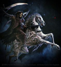 Fourth Horseman of the Apocalypse