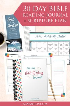 Ignite your spiritual growth with a free Bible reading plan and Scripture journal! May these spiritual growth resources jump start your quiet time and study the Bible confidently on your own. Printable Bible Reading Plans, Bible Study Plans, Scripture Reading, Bible Studies For Beginners, Bible Study Notebook, Scripture Journal, Spiritual Disciplines, Free Bible