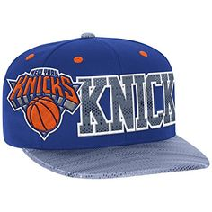 ac69ee9a468 Adidas NBA New York Knicks Surface Snapback Hat.  dansbasketball  basketball   adidas