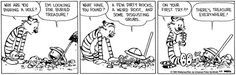 4. And reminded us that beauty really is everywhere you look — as long as you open your eyes: | 15 Times Calvin And Hobbes Reminded You To Never Stop Exploring