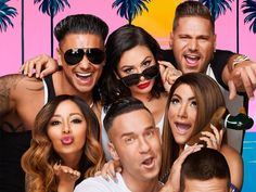 Jersey Shore Family Vacation: Season Three Return Date Set on MTV (Video) - canceled + renewed TV shows - TV Series Finale Jesus Christ Superstar Live, Nicole Polizzi, Nicole Snooki, Pauly D, Lifelong Friends, Mtv Videos, John Legend, Baby Online, Celebs