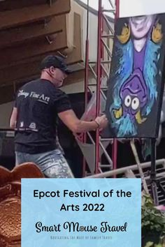 Epcot Festival of the Arts is an incredible, immersive experience sure to entertain the whole family at Disney World. Find out more about our favorite Epcot festival.
