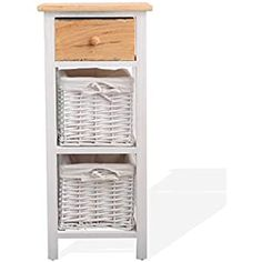 EXQUI Bedside Tables Set of 2 with Drawer Grey Slim Living Room Tables Small Nightstand with Drawers Telephone End Table for Small Space (25x25x70cm), G139H2: Amazon.co.uk: Kitchen & Home Slim Bedside Table, Small Nightstand, Table For Small Space, Small Spaces, Commode Design, End Tables, Home Kitchens, Shoe Rack, Drawers