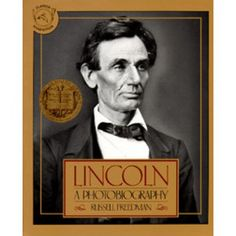 Lincoln: A Photobiography, HOU9780395518489