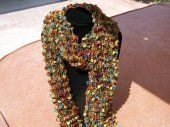 Colorful scarf $20.00 thecraftstar, mulitcolor scarf, colorful scarf, handmade scarf, online shopping, holiday shopping