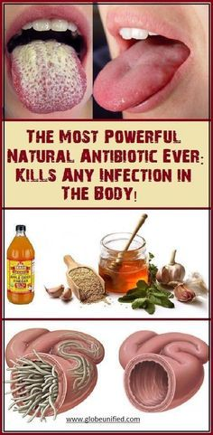 This master #cleansing #tonic is actually an #antibiotic that kills gram-positive and gram-negative #bacteria. The plant-based #remedy is the best choice ever to fight severe #candida #infection!