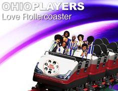 Ohio Players, Roller Coaster, Music, Musica, Musik, Roller Coasters, Muziek, Music Activities, Songs