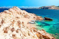 Playa del Escull Llarg, Menorca