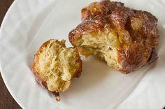 Apple Fritter Doughnuts