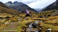 Chasqui Mode en Parque Nacional Llanganuco - Huaraz   Ancash - Peru