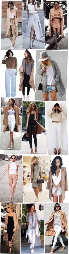 Look minimalista | Minimalismo | Minimalist outfit | Minimal | http://cademeuchapeu.com
