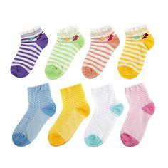 Stephan Baby Boy Blue Chevron Striped Socks 6-12 Months