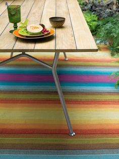 Tablat table by this Weber, Atelier Pfister Inspiration, Furniture, Table, Pfister, Home, Furnishings, Carpet, Beautiful Colors, Home Decor