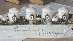 Inkadar / Vintage adventná dekorácia
