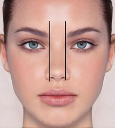Right Eyebrow Shape For Face | will suit your face best than your natural shape where should eyebrow ...