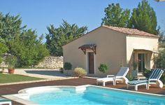 Location de gite rural dans le Gard avec piscine
