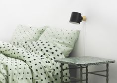 Rise wall lamp, designed by Marianne Andersen.