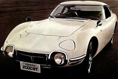 Toyota – One Stop Classic Car News & Tips Toyota 2000gt, Jaguar, Type E, Bmw Classic Cars, Pretty Cars, Best Muscle Cars, Toyota Cars, Japanese Cars, Car In The World