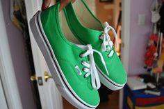 I need them.. vans!!