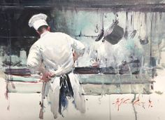 Joseph Zbukvic tutors an Art Course in the UK for the first time ever - with BIG SKY ART in 2020 — big sky art Painting Courses, Art Courses, Watercolor Illustration, Watercolor Paintings, Watercolours, Joseph Zbukvic, Artist Materials, Sky Art, Amazing Drawings