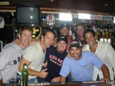 Sonny McLean's Irish Pub (Santa Monica) Bucket List addition! Red Sox bar.