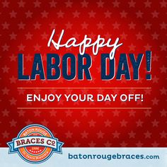 We hope you had a great Labor Day Weekend!