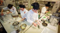 Taos High's culinary team has found itself in state and national competitions for nine years. After graduation took all their seniors last year, a group of young chefs are looking to step up to the plate. Click for the full story. #NPSI2016