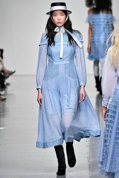 Bora Aksu Autumn/Winter 2017 Ready to Wear Collection   British Vogue