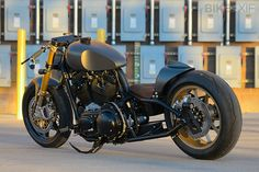 "DP Customs are famous for their clean, motorsport-influenced Ironhead customs. They've now taken the racing concept to the extreme, with a 154 hp street-legal drag bike. ""The idea for the Turbo Destroyer came up when we were delivering a build to a race car driver… Read more »"
