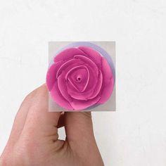 Cómo hacer rosas de formación de hielo