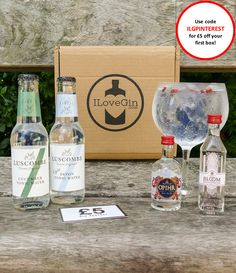 Use discount code ILGPINTEREST to get £5 off your first box! 🍸😍