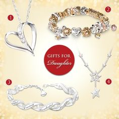 how would you celebrate your diamond daughter artofgiving personalised jewellery perfect christmas gifts