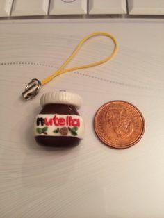 Polymer Clay Nutella Inspired by craftsbymorgan on Etsy