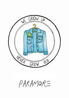Grow Up - Paramore