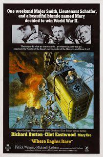 El desafío de las águilas (1968) DVD