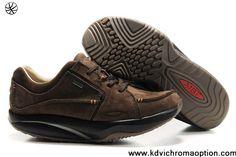 Wholesale Discount MBT Fanaka GTX Shoes Coffee Mens 45f84c301440