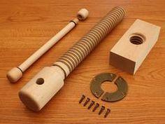 Wooden Vise Screw Kits