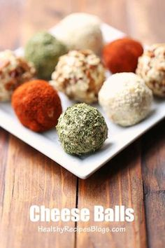 Savory Cheese Balls Recipe Cheese ball recipes Cheese ball Cream cheese ball Savory Cheese B Savory Cheese Balls Recipe Cheese ball recipes Cheese ball Cream cheese ball Savory Cheese B Decorist Decorating nbsp hellip Cheese Ball Low Carb Appetizers, Yummy Appetizers, Appetizer Recipes, Dinner Recipes, Healthy Food Blogs, Whole Food Recipes, Healthy Recipes, Vegetarian Recipes, Keto Cookies
