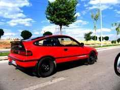 red crx