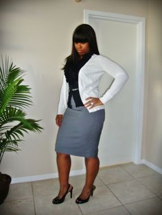 Curves and Confidence   Inspiring Curvy Women One Outfit At A Time: Ruffles!