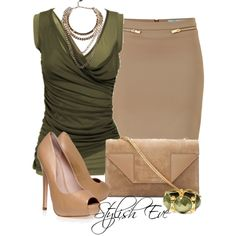 Untitled #3687 by stylisheve on Polyvore