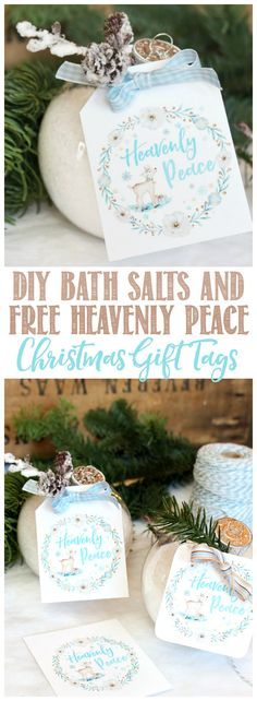DIY Bath Salts Chris